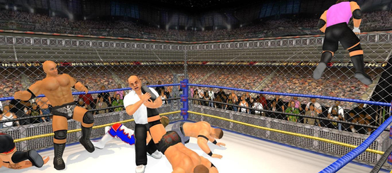 Imagem de Wrestling Revolution 3D