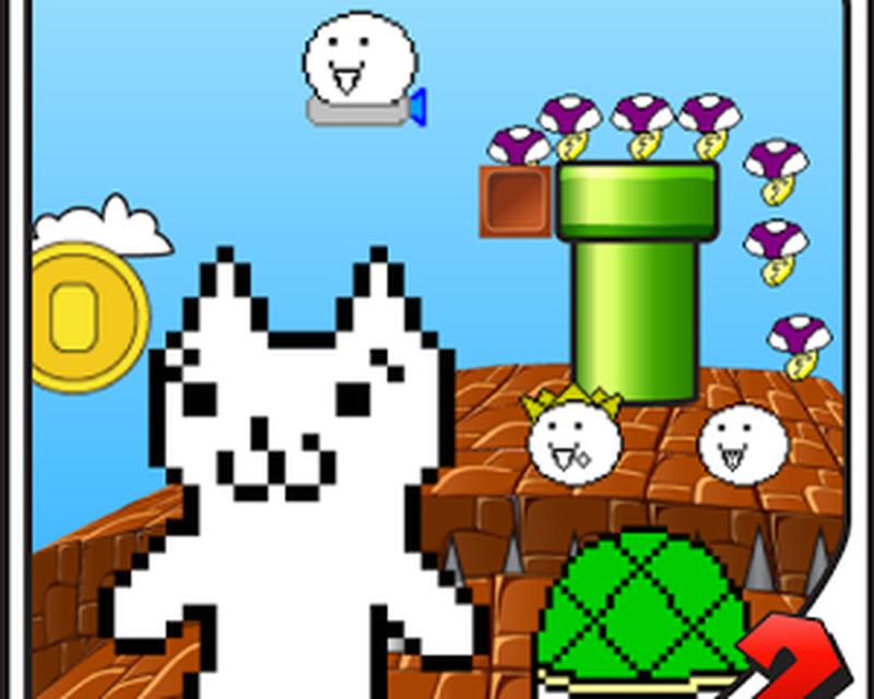 Скачать cat mario 3d на андроид