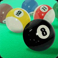 3D Bilhar Pool 8 Ball Pro