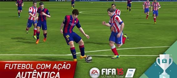 Imagem de FIFA 15 Ultimate Team