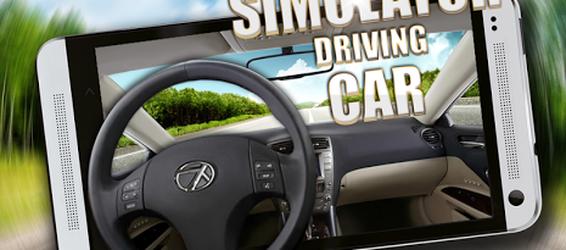 Imagem de Simulador condução automóvel