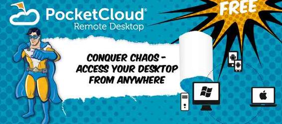Imagem de PocketCloud Remote RDP / VNC