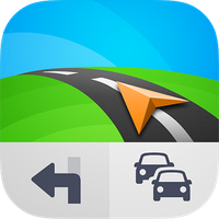Navegação GPS e Mapas da Sygic