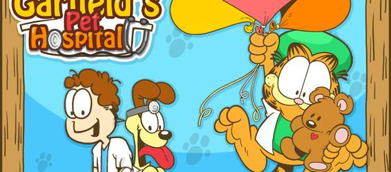 Imagem de Garfield: Hospital de Animais
